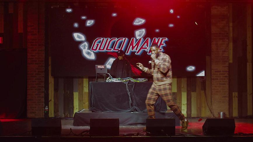 Gucci Mane Sports Illustrated Stream