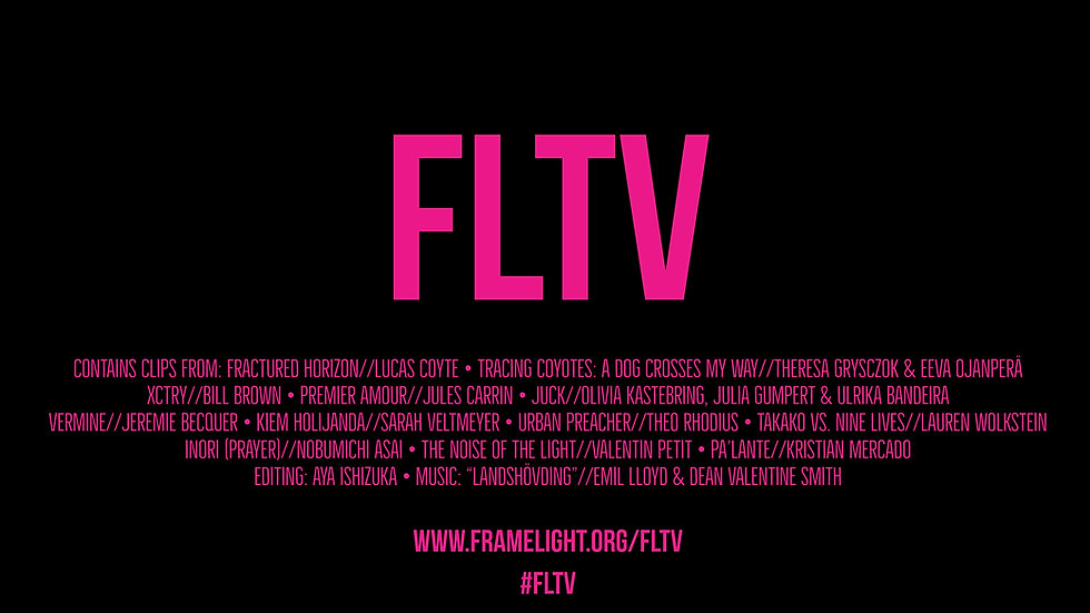 WELCOME TO FLTV