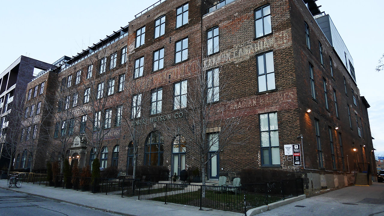 Toronto Loft Properties