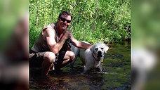 Dennis Quaid wants you to meet his dog, Peaches!