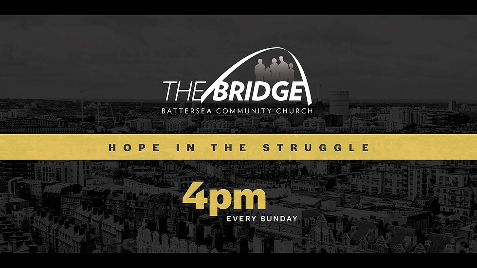 Sundays at The Bridge