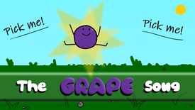 Pick Me! - The Grape Song