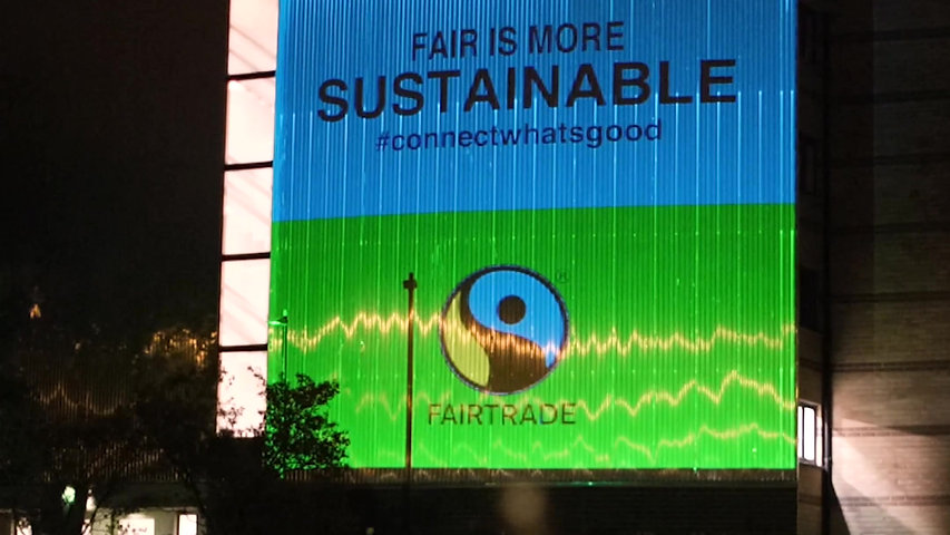 Fairtrade Instagram promo