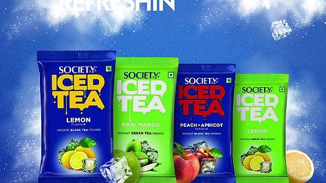 Iced Tea Flavours | Society Tea