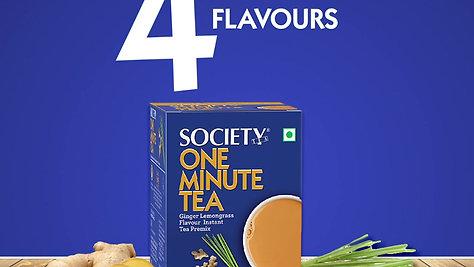 One Minute Tea | Society Tea