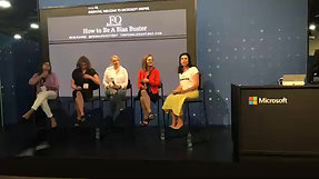 Panel: How To Be A Bias Buster