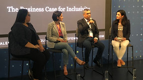 Panel: The Business Case For Inclusivity at Microsoft Inspire