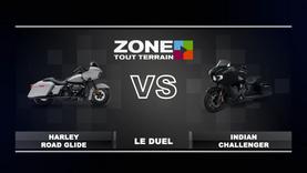 Indian Challenger VS Harley Road Glide