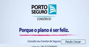 Institucional Consórcio Porto Seguro