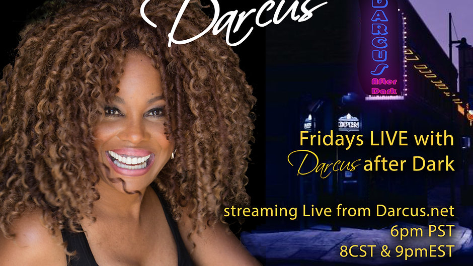 Darcus after Dark live