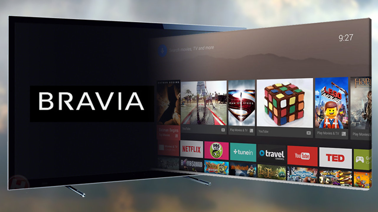 Sony Android TV Review & Settings