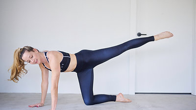 15 min Glutes + Inner Thighs