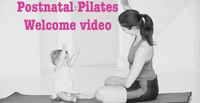 Postnatal Pilates welcome video