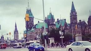 Parliament Buildings Ottawa/Édifices du Parlement à Ottawa