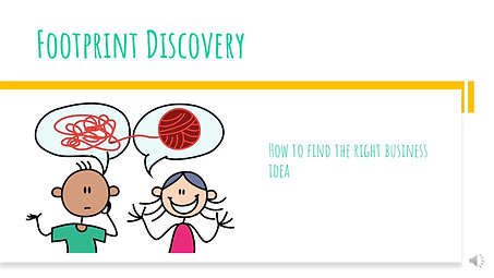 Footprint Discovery Taster Video