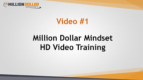Video 1MillionDollarMindset