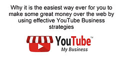 1. YouTube My Business Introduction