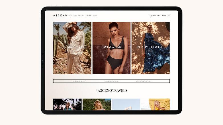 ASCENO Website