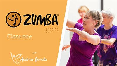 Zumba Gold - Class 1