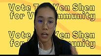 Tan Yen Shen - Speech