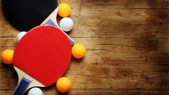 Table Tennis Club Intro Video