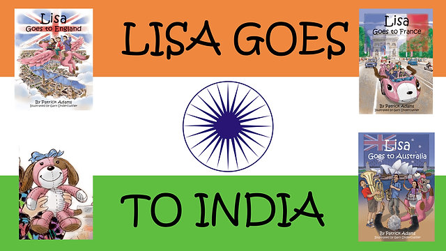 Lisa Goes to India Preview