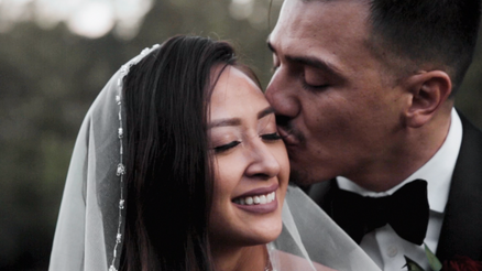Nancy and Santos' Wedding Highlight | UC Botanical Garden at Berkeley, CA