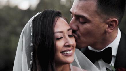 Nancy and Santos' Wedding Highlight | UC Botanical Garden at Berkeley, CA