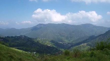 मल्ला-रामगढ से टैगोर टॉप तक