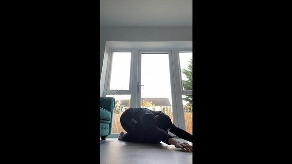 10 min stretch day 4