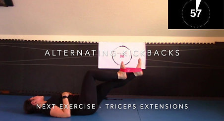Full Body Workouts with Resistance Bands- 5 Week Cycle