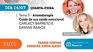 RSTI - 3o DIA - CARLACY BARRETO E DAYANE RAMOS