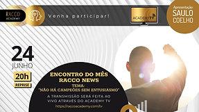 REPRISE DO ENCONTRO MENSAL DE JUNHO 2020