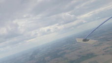 Over the Airfield