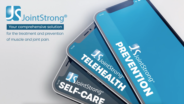 JointStrong Selfcare Mobile App