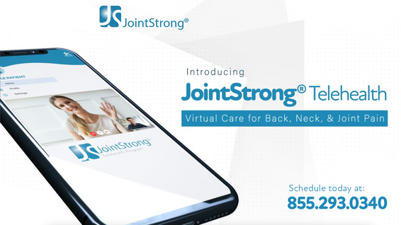 JointStrong® Telehealth Introduction