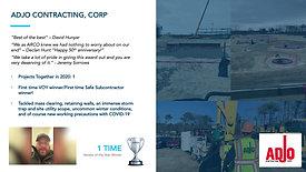 Adjo Contracting Corp.