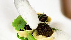 SD_Vilson Krasnic_Kartoffeltortellini mit Polarsaibling und Kristal Caviar_SM_T