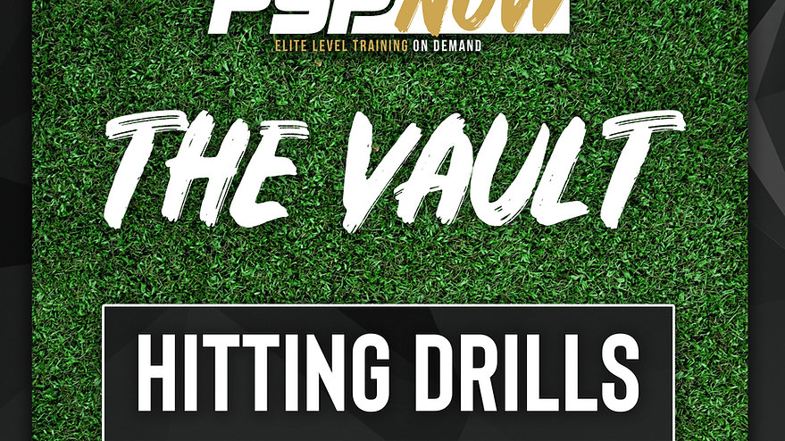 The Vault- Hitting