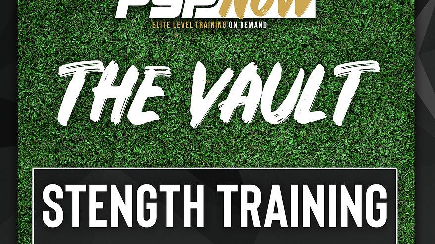 The Vault- Strength Training