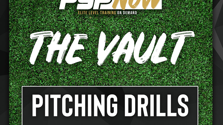 The Vault- Pitching