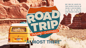 Join us for week 5 of our road-trip series