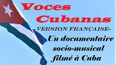 Voces Cubanas (documentaire) Bande Annonce Française-720p