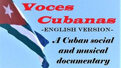 Voces Cubanas (documentary) English Teaser -720p