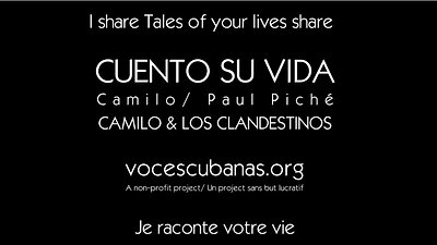 Cuento su vida - Camilo & Los Clandestinos -