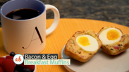 Eggcelent breakfast muffins