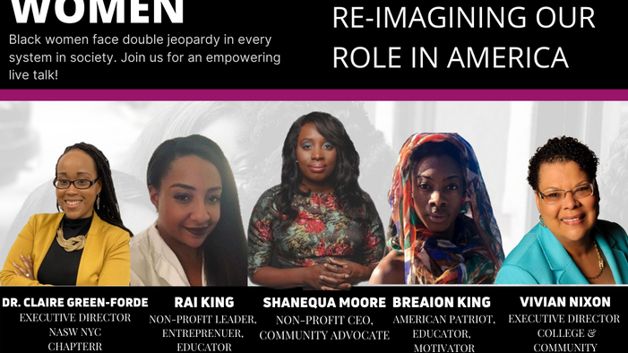The Role of the Black Women in America