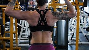 m o n i k a - women's physique athlete