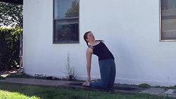 spine flexibiilty and strength