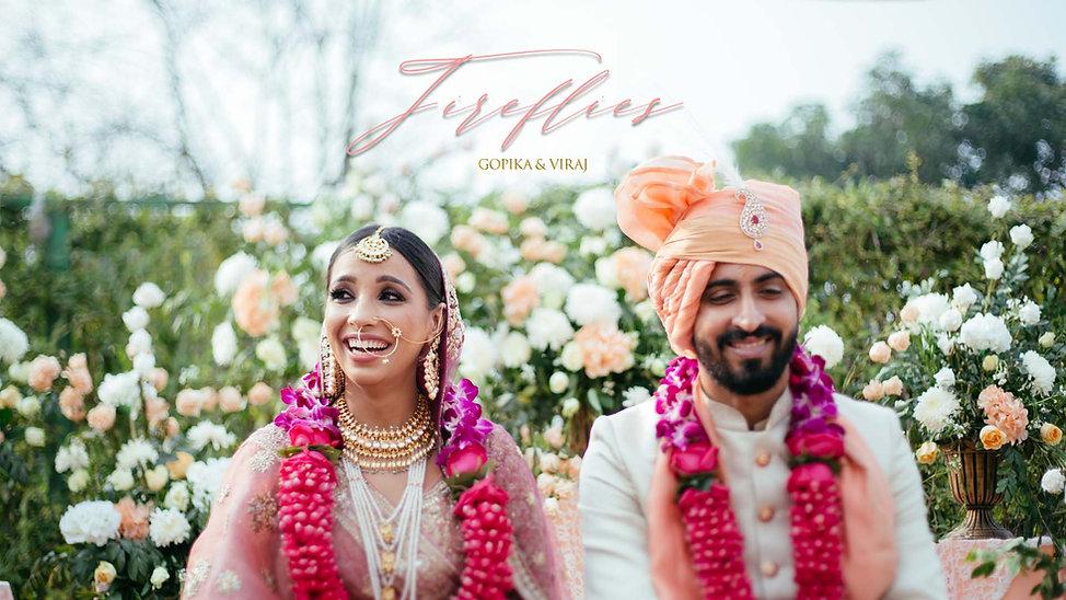 Viraj & Gopika - Wedding Highlight (CCed)